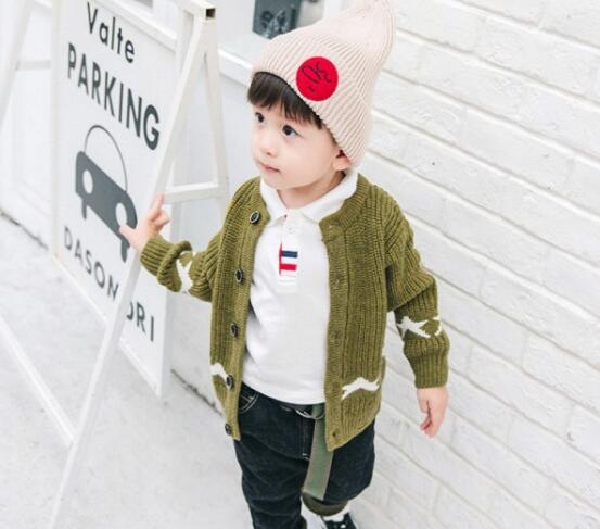 秋季童装毛衣的时尚搭配 EDONE伊顿童装要你好看  生活
